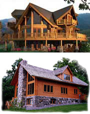 France wood house maisons en bois construction en bois for Acheter une maison au canada conditions